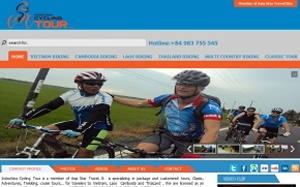 Indochina Cycling Tour